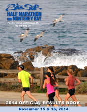 2014 Official Half Marathon Results Book